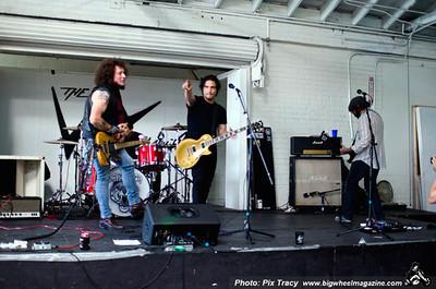 Barrio Tiger - at The Vex - Los Angeles, CA - April 28, 2013