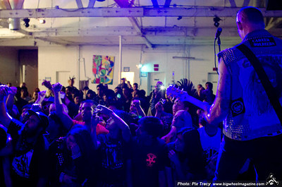 The Full Eight Fest Featuring The Dickies – Wrong Beach – Narcoleptic Youth – Cheap Sex and many more – at The Vex – Los Angeles, CA – June 8, 2013