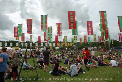 Glastonbury Festival 2013 - at Worthy Farm - Pilton, Sommerset, UK - June 26-30, 2013