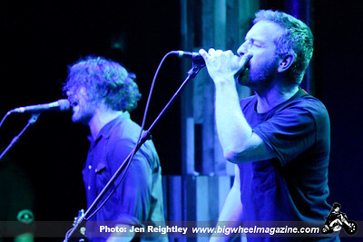 Hot Water Music - at The Observatory - Santa Ana, CA - February 6, 2013