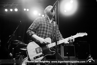Hot Water Music - La Dispute - and The Menzingers - at The Observatory - Santa Ana, CA - February 6, 2013
