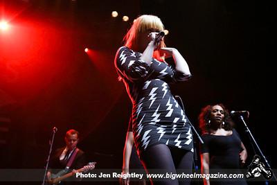 Mindless Self Indulgence with Chantal Claret - at Club Nokia - Los Angeles, CA - May 4, 2013