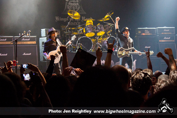Motorhead in Los Angeles photo