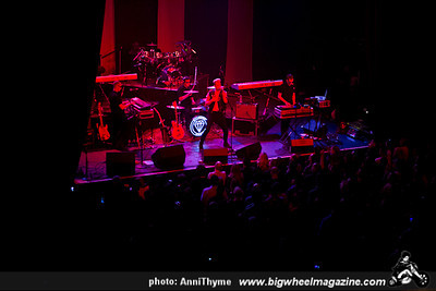 OMD - Diamond Kings - at Fonda Theatre - Los Angeles, CA - April 15, 2014