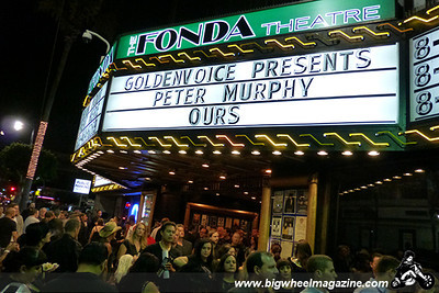 Peter Murphy - at The Fonda Theatre - Hollywood, CA - July 27, 2013
