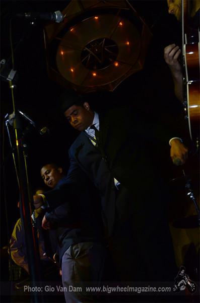 SKAMANIA Presents: Errol Dunkley - The Debonaires - The Amalgamated - The Delirians - Kingston A Go Go - and The Enciters - at Los Globos - Los Angeles, CA - March 30, 2013