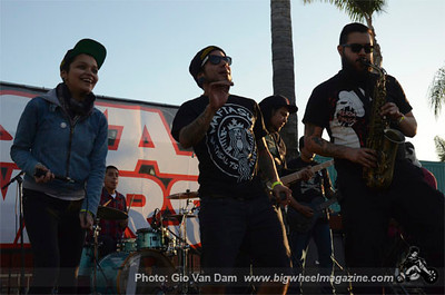 Ska Wars - at WLACAC Outdoors - Los Angeles, CA - February 9, 2013