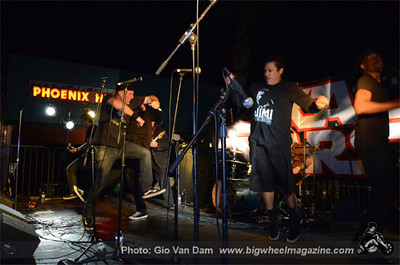 Ska Wars - at WLACAC Outdoors - Los Angeles, CA - February 9, 2013
