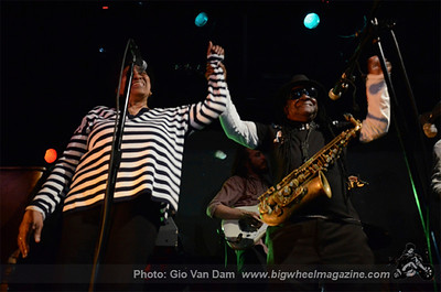 The Skatalites - DubClub - at The Echoplex - Los Angeles, CA - April 3, 2013