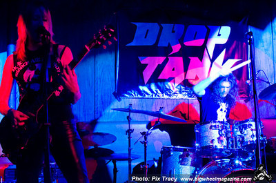 Drop Tank - Los Globos - Los Angeles, CA - July 28, 2013
