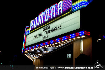 Suicidal Tendencies - Sick of it All - Waking the Dead - at Fox Theatre - Pomona, CA - May 11, 2013