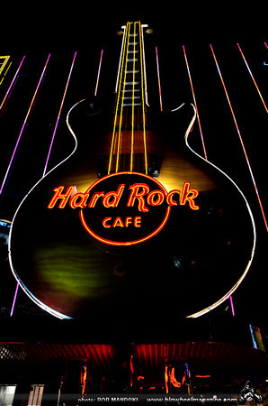 The Adicts - The Billy Bones - and The Objex - at The Hard Rock Cafe - Las Vegas, NV - March 15, 2013