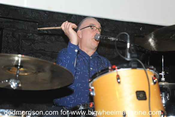 The RuTs DC with The Spitfires- at The Reading Rooms - Dundee, UK - March 17, 2013