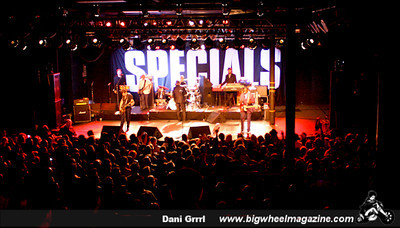The Specials - Little Hurricane - at The Roseland Theatre - Portland, OR - March 26, 2013