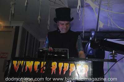 Vince Ripper and The Rodent Show - The Windsor Hotel - Kirkcaldy, Fife, UK - February 22, 2013