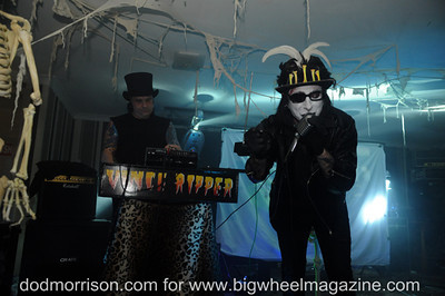 Vince Ripper at The Rodent Show - The Windsor Hotel - Kirkcaldy, Fife, UK - February 22, 2013
