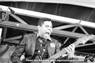 Vans Warped Tour 2013 - at The Sleep Train Amphitheater - Chula Vista, CA - June 19, 2013