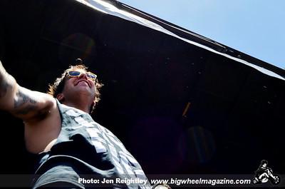 Vans Warped Tour - at The Pomona Fairplex - Pomona, CA - June 20, 2013
