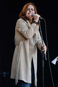 Alison Moyet performs for Agit8 at Tate Modern, London - 13/06/13