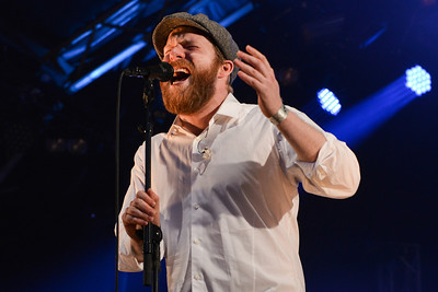 Alex Clare performs for Somerset House Summer Series 2013 - 11/07/13