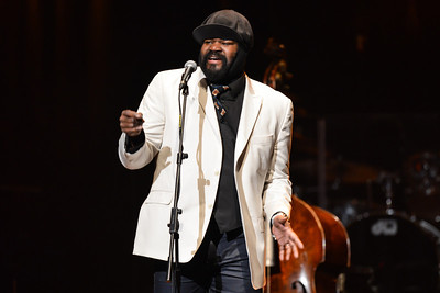 Gregory Porter performs at BluesFest 2013 - 30/10/13
