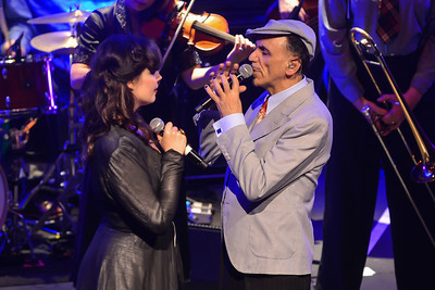 Dexy's perform at Duke of Yorks Theatre - 15/04/13