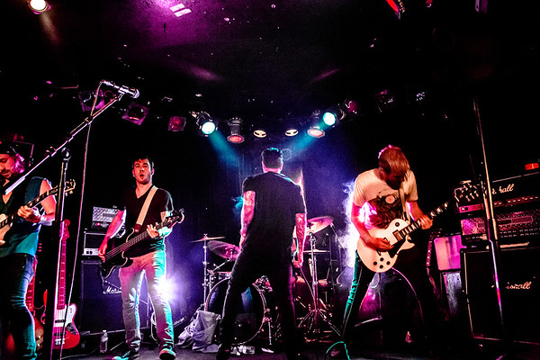 Gunpowder Secret at the Viper Room