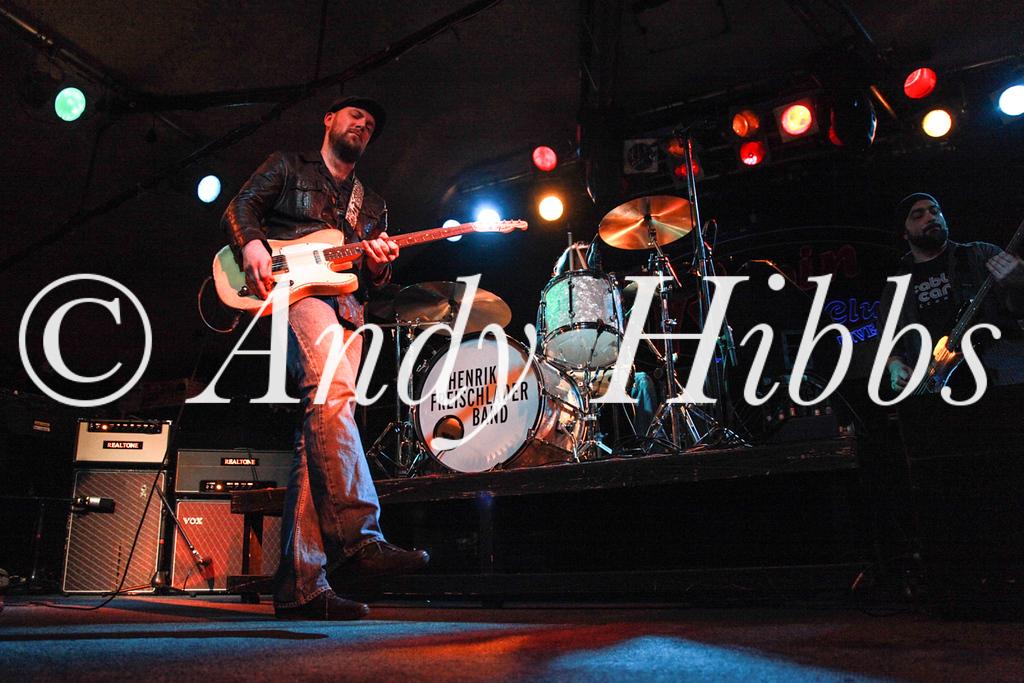 Henrik Freischlader Band-9286