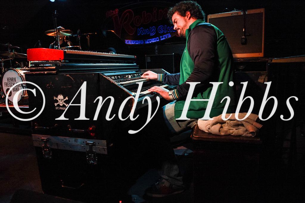 Henrik Freischlader Band-9429