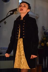 Kat Edmonson performs at St Pancras Old Church - 08/05/13