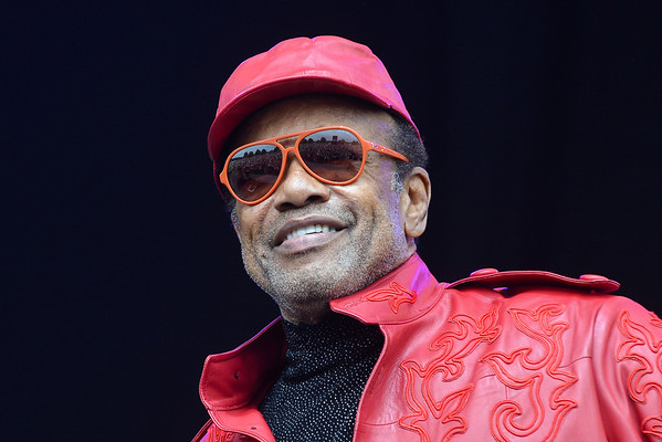 Bobby Womack performs at Latitude 2013 - 21/07/13