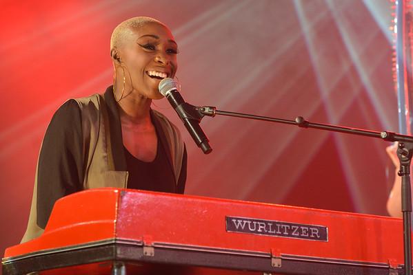Laura Mvula performs at Latitude 2013 - 21/07/13