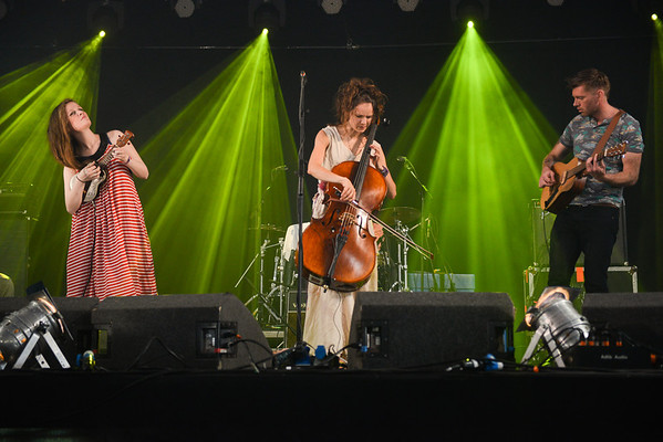Múm perform at Latitude Festival 2013 - 21/07/13
