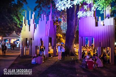 Launch Fest Atmosphere