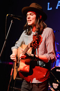 James Bay performs at The Tabernacle, Notting Hill - 04/03/13