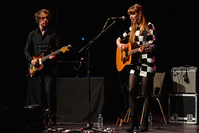Swann performs at The Bloomsbury Theatre - 02/05/13