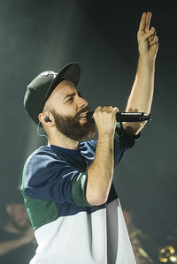 Woodkid perform at Brixton Academy - 13/11/13