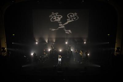 Woodkid perform at Brixton Academy - 13/11/13