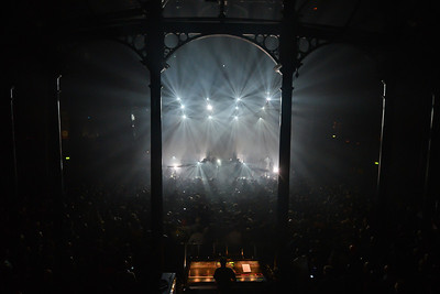 Woodkid performs at The Roundhouse, London - 14/05/13