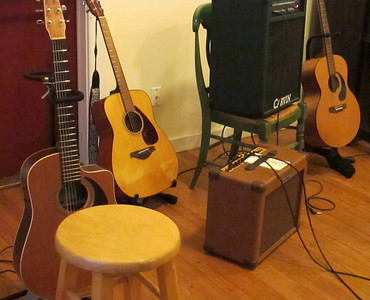 2014 Acoustic Weston concert