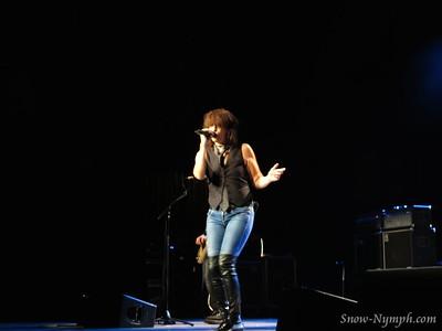 2014 (Dec 5) Chrissie Hynde at the Arlington Theater, Santa Barbara