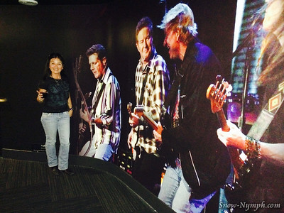 2014 (Jan 18) The Eagles at the new Forum, Los Angeles
