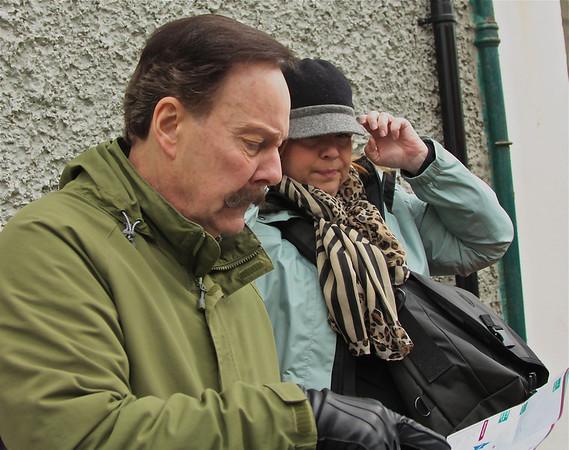 2014 March John Byrne Band Tour Ireland