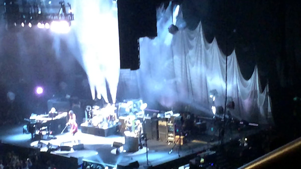 2014 (Oct 10) Tom Petty and Steve Winwood at the Forum