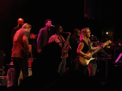 2014 (Oct 30) Tedeschi Trucks Band at the Arlington Theater