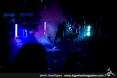 Gary Numan - Big Black Delta - Roman Remains - at Mayan Theater - Los Angeles, CA - March 6, 2014