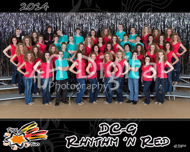Rhythm n Red group 1