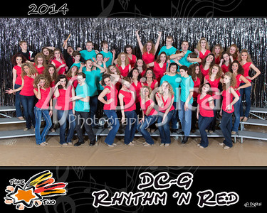 Rhythm n Red group 2