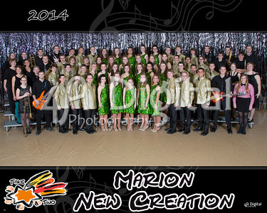New Creation group 1