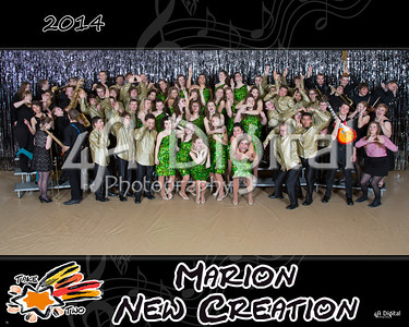 New Creation group 2